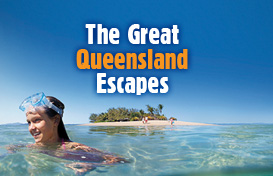 The Great Queensland Escapes